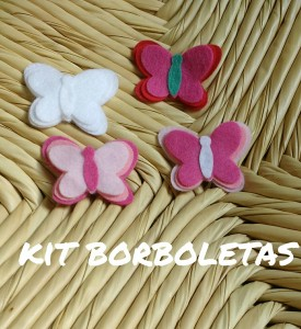 Kit Borboletas