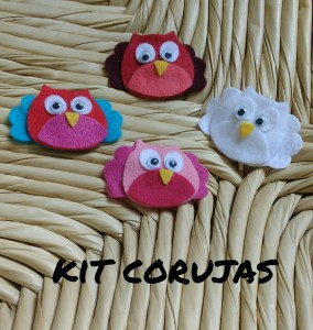 Kit Corujas